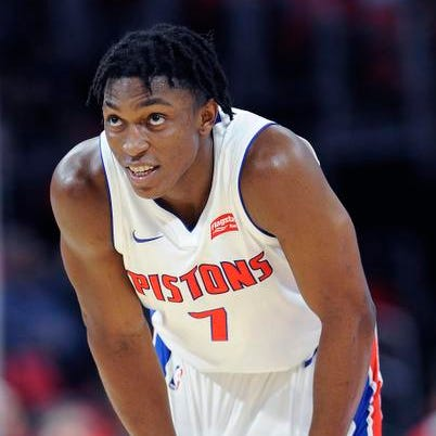 Niyo: Pistons' Johnson looks to fulfill potential in 'big year'