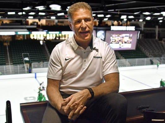 USA Hockey develops players by facing Michigan State