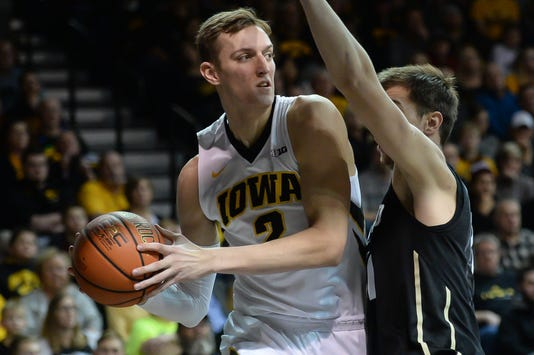 Ncaa Basketball Colorado At Iowa