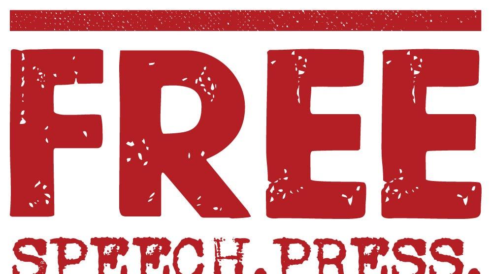 You're invited: Free speech. Free press. 2018 First Amendment Festival