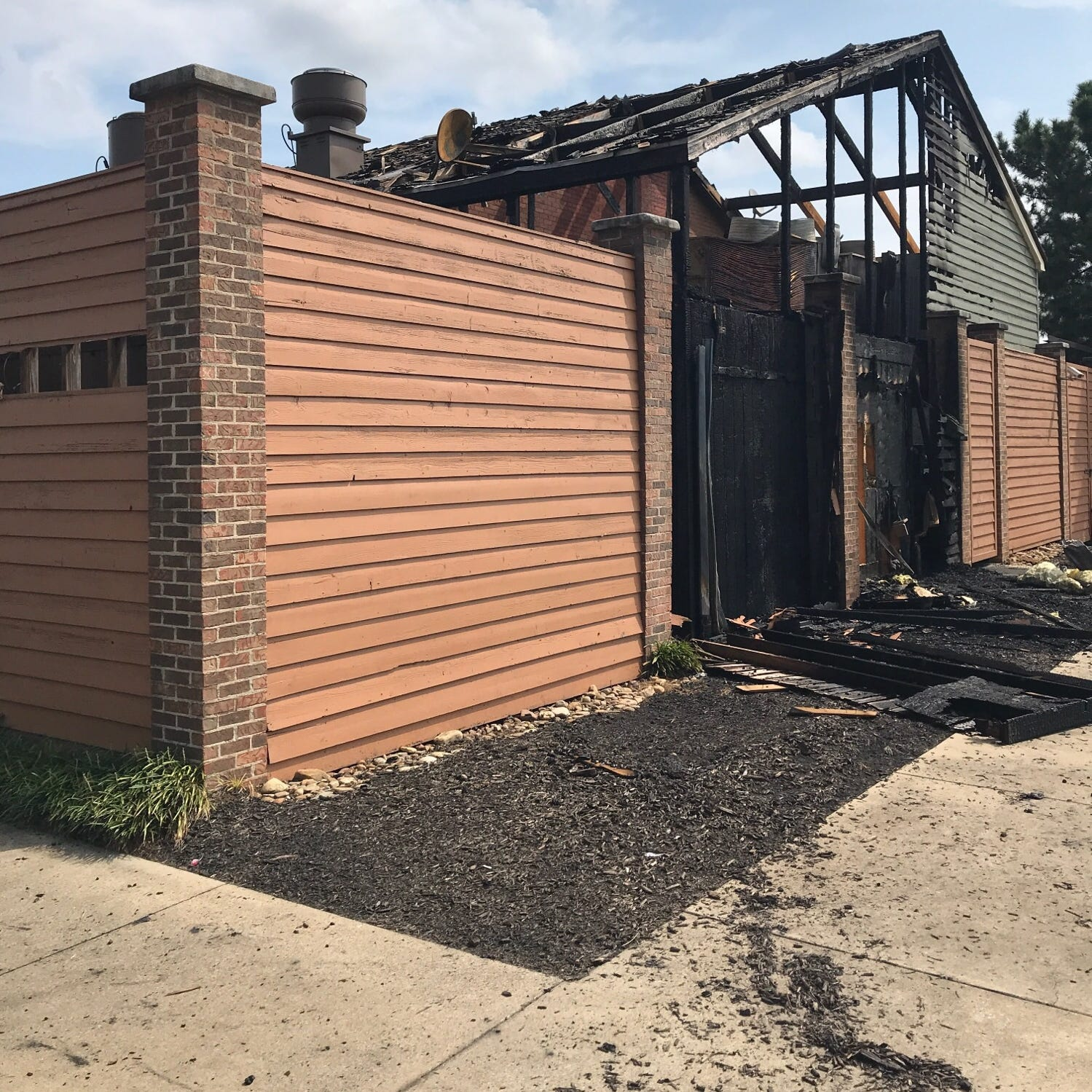 Rafferty's fire in Greenville: 'Smoking materials' associated with cigarette caused blaze