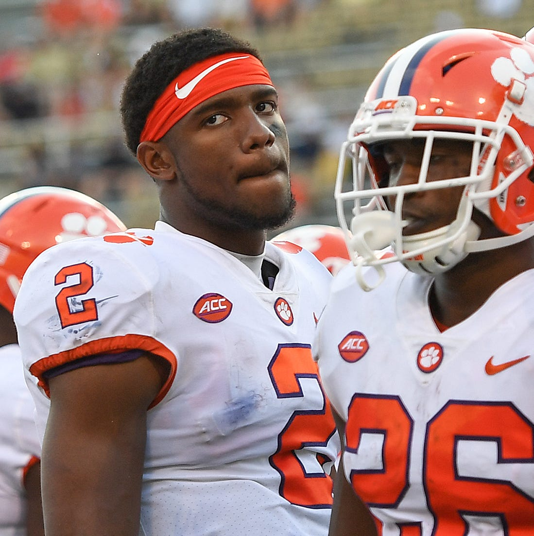 Clemson football coach Dabo Swinney had 'deep, long, emotional' talk with QB Kelly Bryant