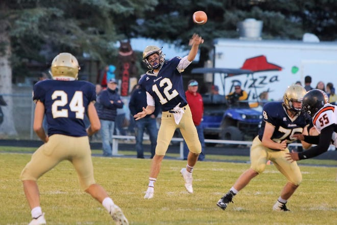 The Beaverhead County Beavers, led by junior quarterback Justus Peterson, are 3-1 and ranked No. 5 among Class A teams this week in the Tribune Top 25 poll.