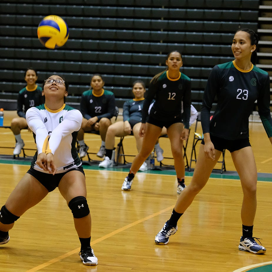 Sports Shorts: UOG's women's volleyball teams earn wins