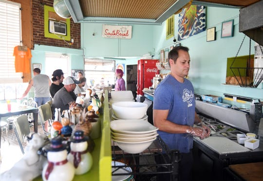 Business is getting back to usual after a break-in at SouthBound Bagel and Coffee Shop.