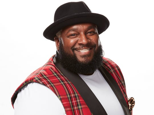 """Patrique Fortson is a competitor on the new season of """"The Voice."""""""