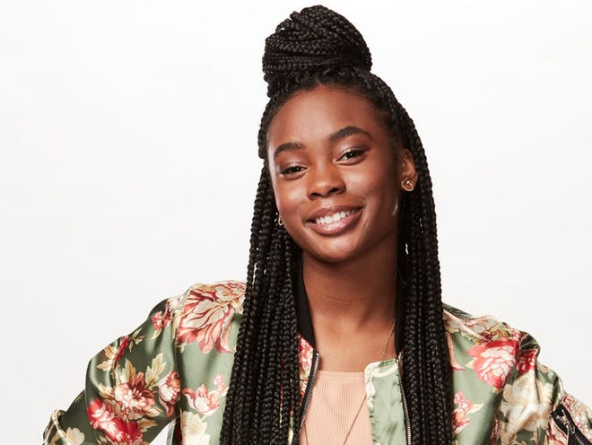 """Kennedy Holmes is a 13-year-old competitor on the new season of """"The Voice."""""""