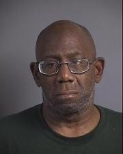 Jeffrey Gillard, 61, was arrested for a domestic abuse assault Monday, Sept. 24.