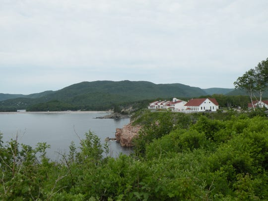 Cape Breton's Keltic Lodge at the Highlands, is a resort by Ingonish Beach, Nova Scotia, with a challenging links course, spa, restaurants and comfortable accommodations.