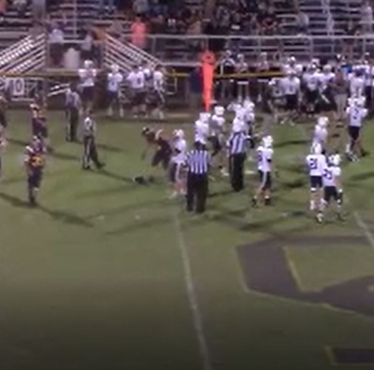 Watch Claiborne video disputing TSSAA officials' report in football game that ended early