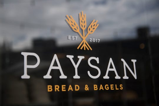 Paysan Bread & Bagels is at 804 Tyson St.