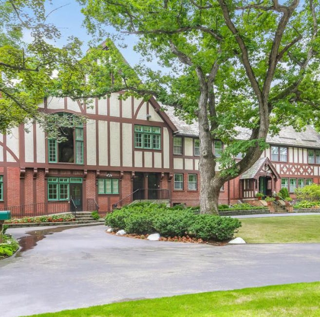 Hoover Vacuum founder selling $16M massive mansion