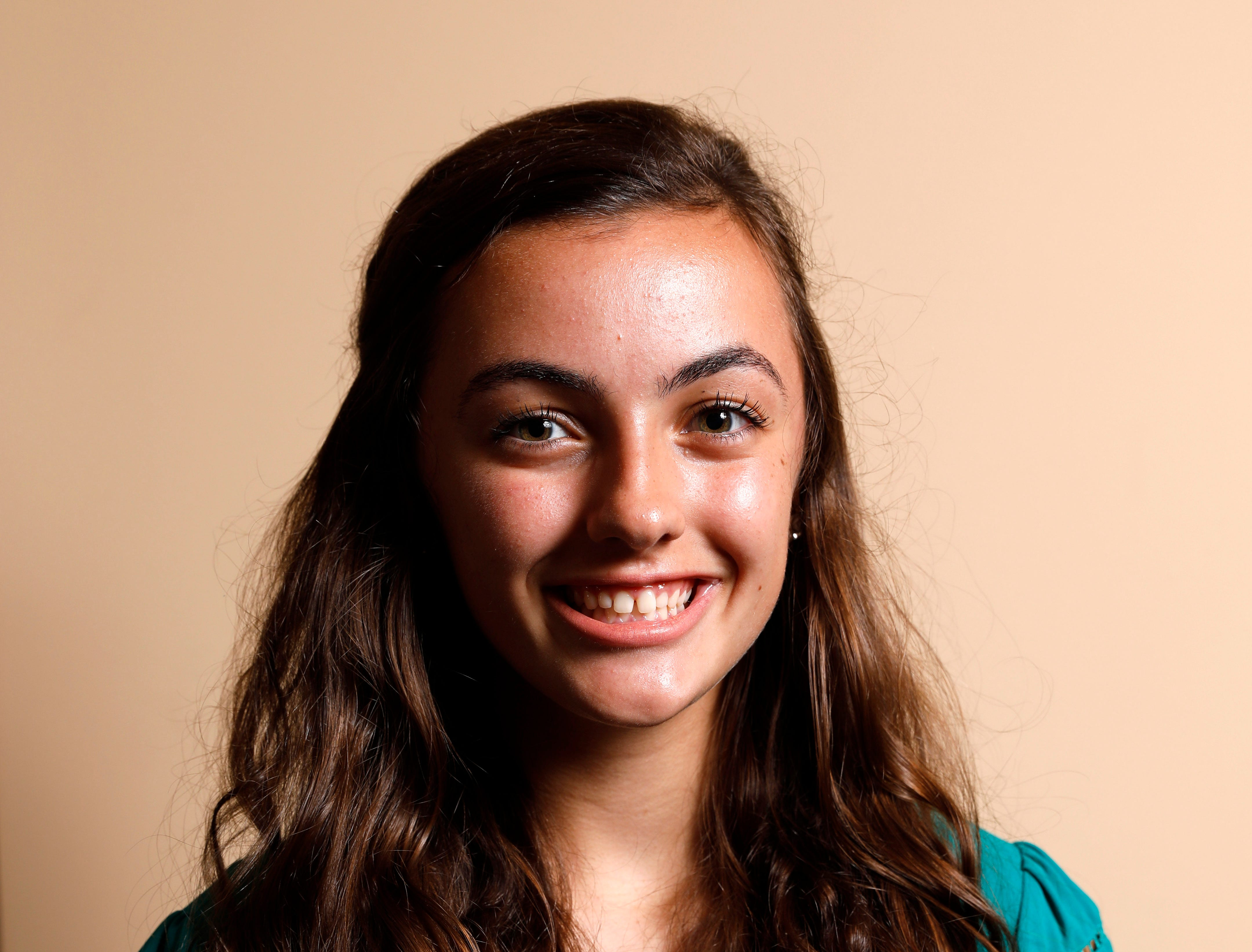 Emmalee Preston,17, daughter of Trish and Ken Preston. She attends Canal Winchester High School and is a member of Green Extreme 4-H Club.