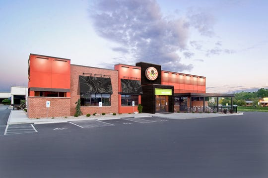 Buffalo Wings & Rings, a Cincinnati-based sports restaurant. A company official said the chain is looking at the Lansing area for its first Michigan location.