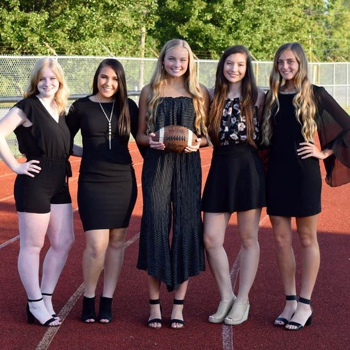 Life Briefs: 5 seniors elected to Pleasant Homecoming Court
