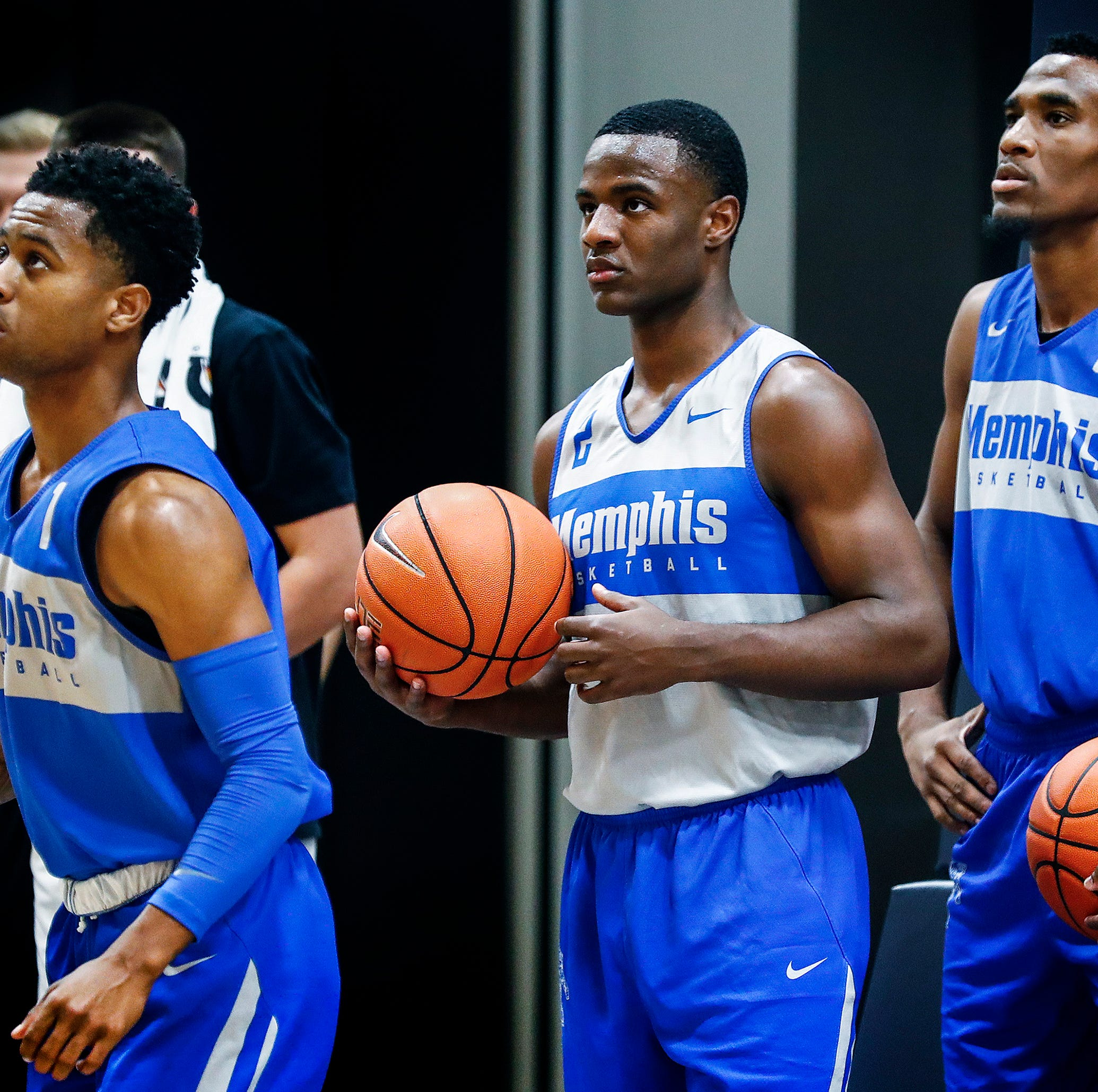 Penny Hardaway makes no lineup promises ahead of Tigers' exhibition games