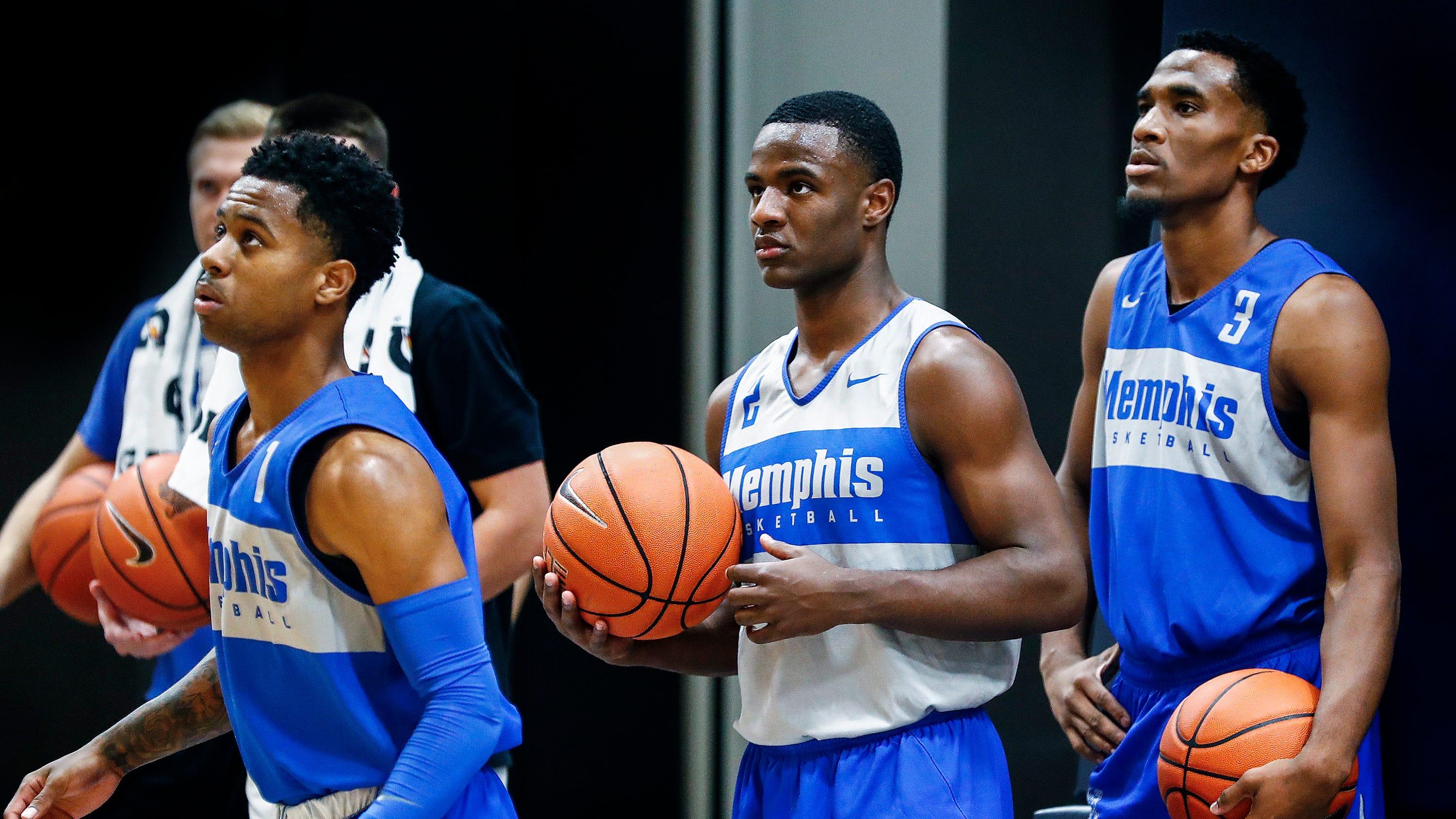 sports shoes 8a4e5 ff95f Memphis basketball: Penny Hardaway makes no promises on lineups