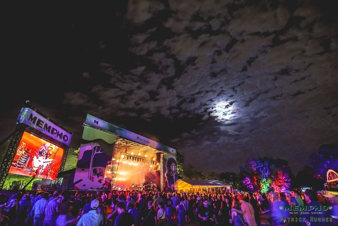 Mempho Music Festival is this weekend, Oct. 6 and 7, at Shelby Farms Park.