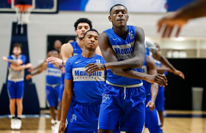 Memphis forward Lance Thomas is awaiting word from the NCAA regarding his eligibility this season after transferring from Louisville.
