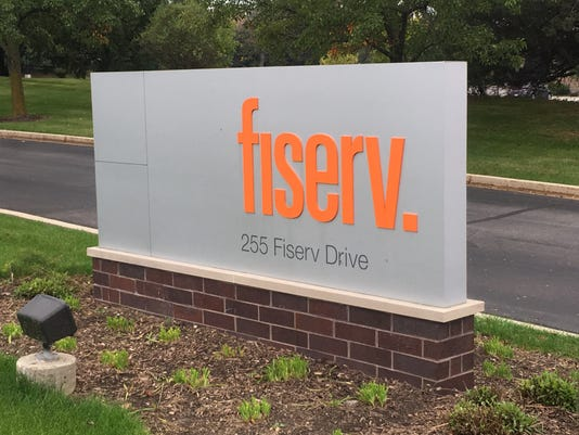 Fiserv Sign