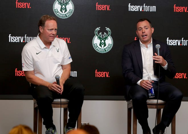 Bucks general manager Jon Horst is excited to see what the Bucks can do this season and is hopeful it is a team that can have sustained success.