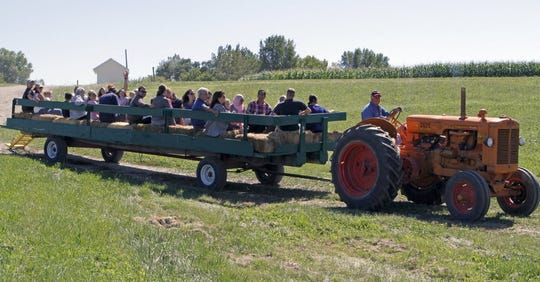 The Elegant Farmer has its annual Autumn Harvest Fest Saturdays and Sundays until Oct. 21.