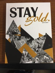 The 2017-18 Arrowhead High School yearbook (cover pictured here) saw 18 seniors somehow deleted from its pages. School officials say they don't know how the deletion occurred.
