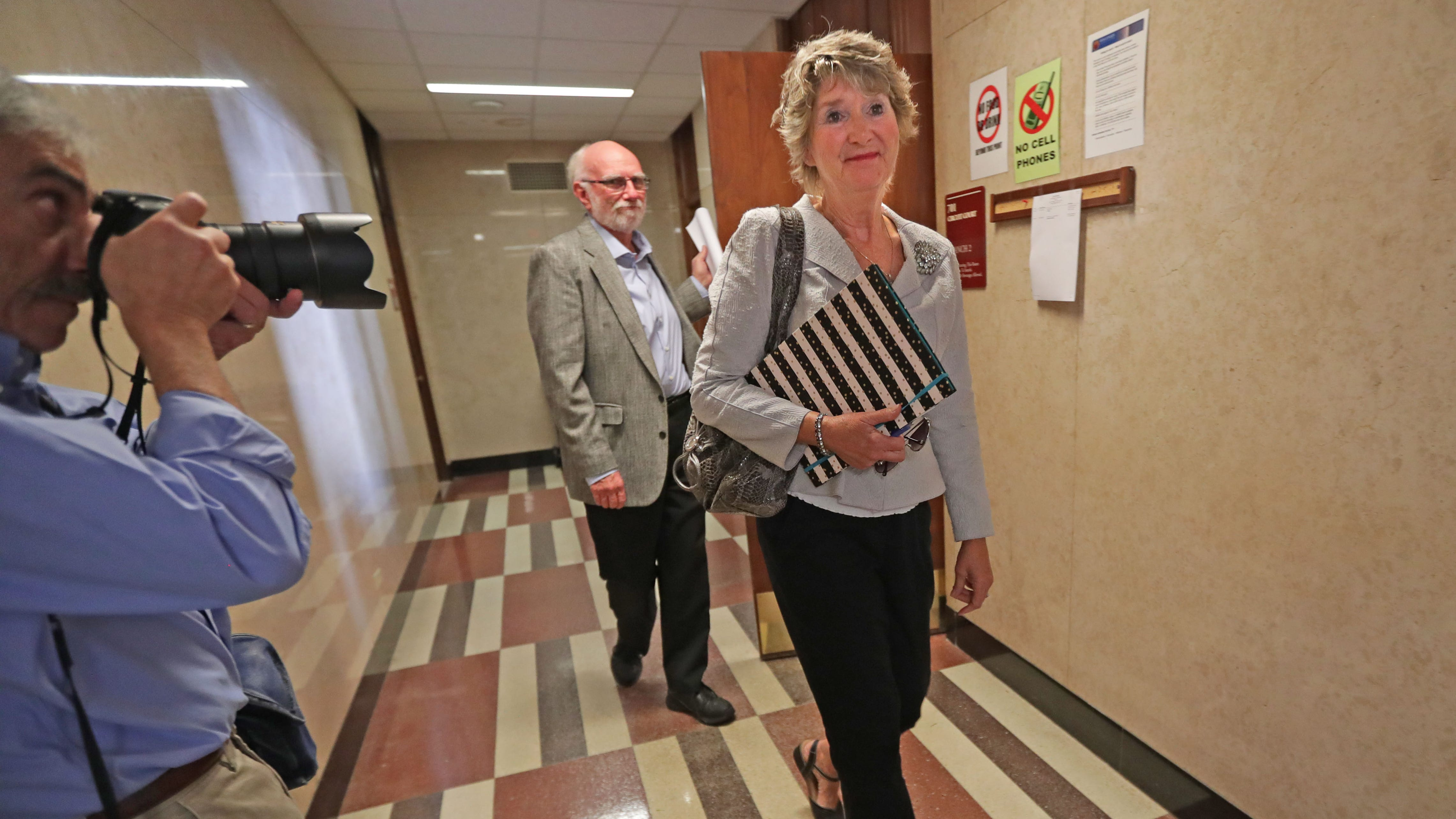 Racine elected official found in contempt for discussing secret open records case