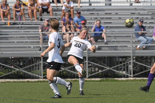 Redshirt senior defender Erin Corrigan wonders if there will be an opportunity to continue in high-level soccer after she finishes her collegiate eligibility.