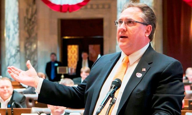State Rep. Rob Brooks (R-Saukville)