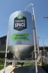 Third Space Brewing is one of 10 local breweries that will be featured at the Oktoberfest beer tasting in the Grand Hall of The Landing of Hoyt Park Oct. 6.
