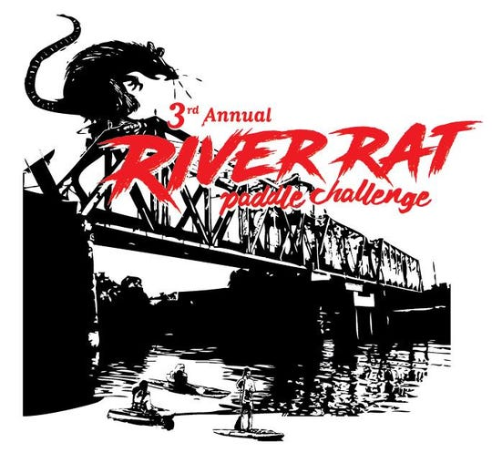 The third annual River Rat Paddle Challenge on the historic Ouachita River will be Saturday.