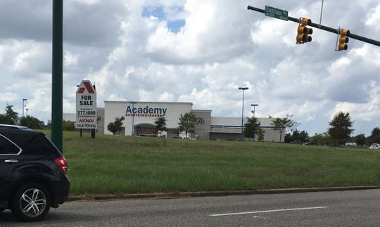 The flyer said discount grocer ALDI would be part of a new development at the intersection of Eastchase Parkway and Boyd-Cooper Parkway. That plan is now on hold.