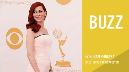"Carrie Preston will direct ""Buzz."""