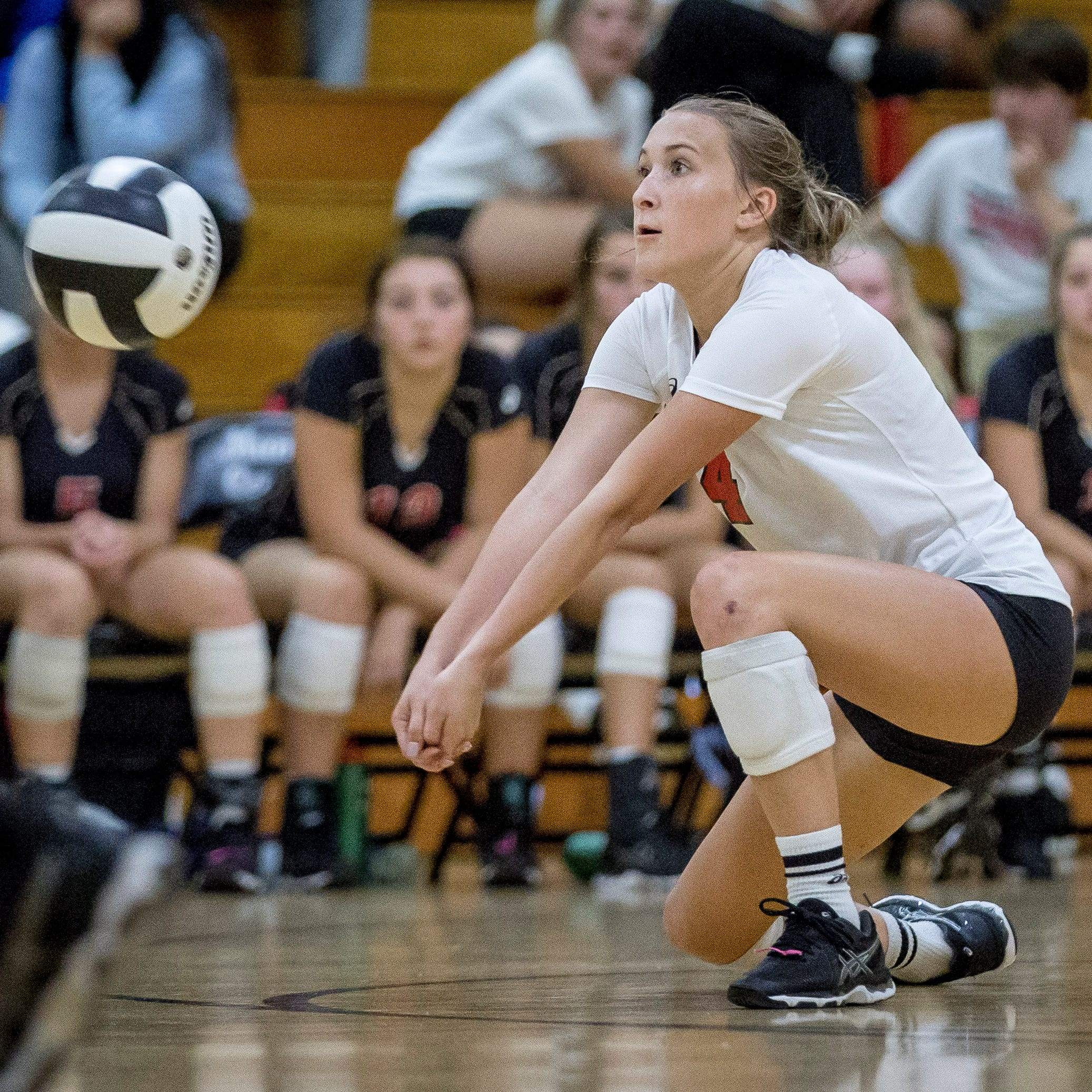 Delaware County volleyball: 4 teams tune up for tourney with wins