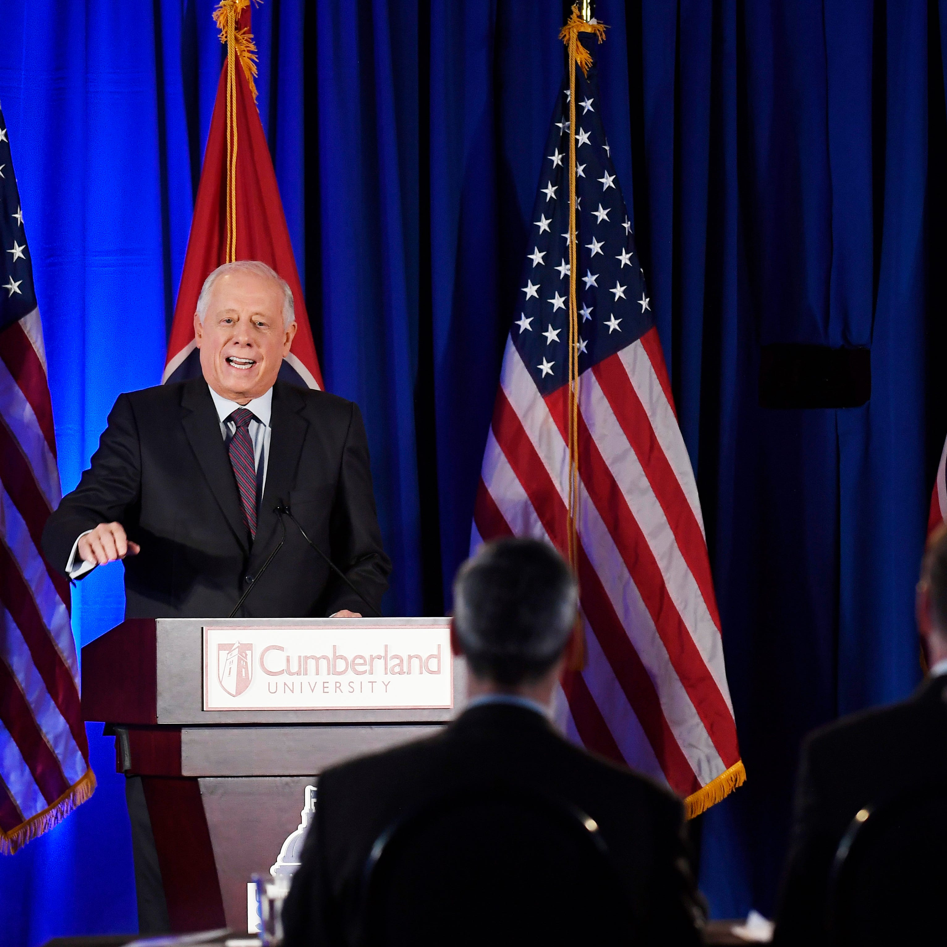 Senate race: Blackburn, Bredesen at odds over history of Tennessee income tax fight