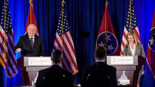 Nas Tenn Senate Debate