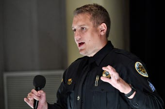 When the call came in, possible suicide attempt, Metro Nashville Police Sgt. Will Amundson responded. His role that day was to help a man find hope on the worst day of his life.