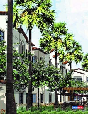 Suffolk Construction was chosen for Phase 2 of University Village in Estero.