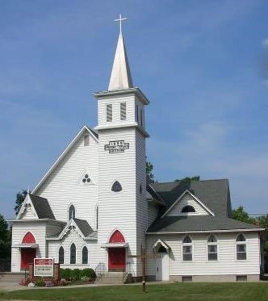 New Utica Presbyterian 200