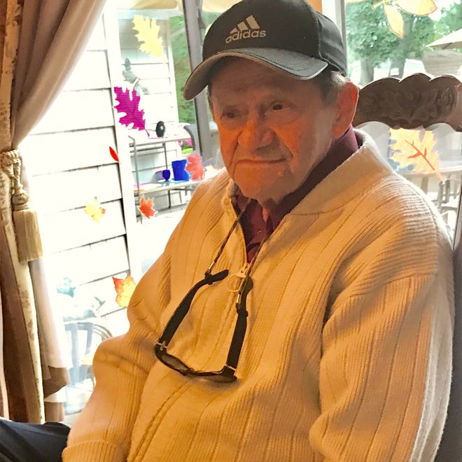 Dad at 92.