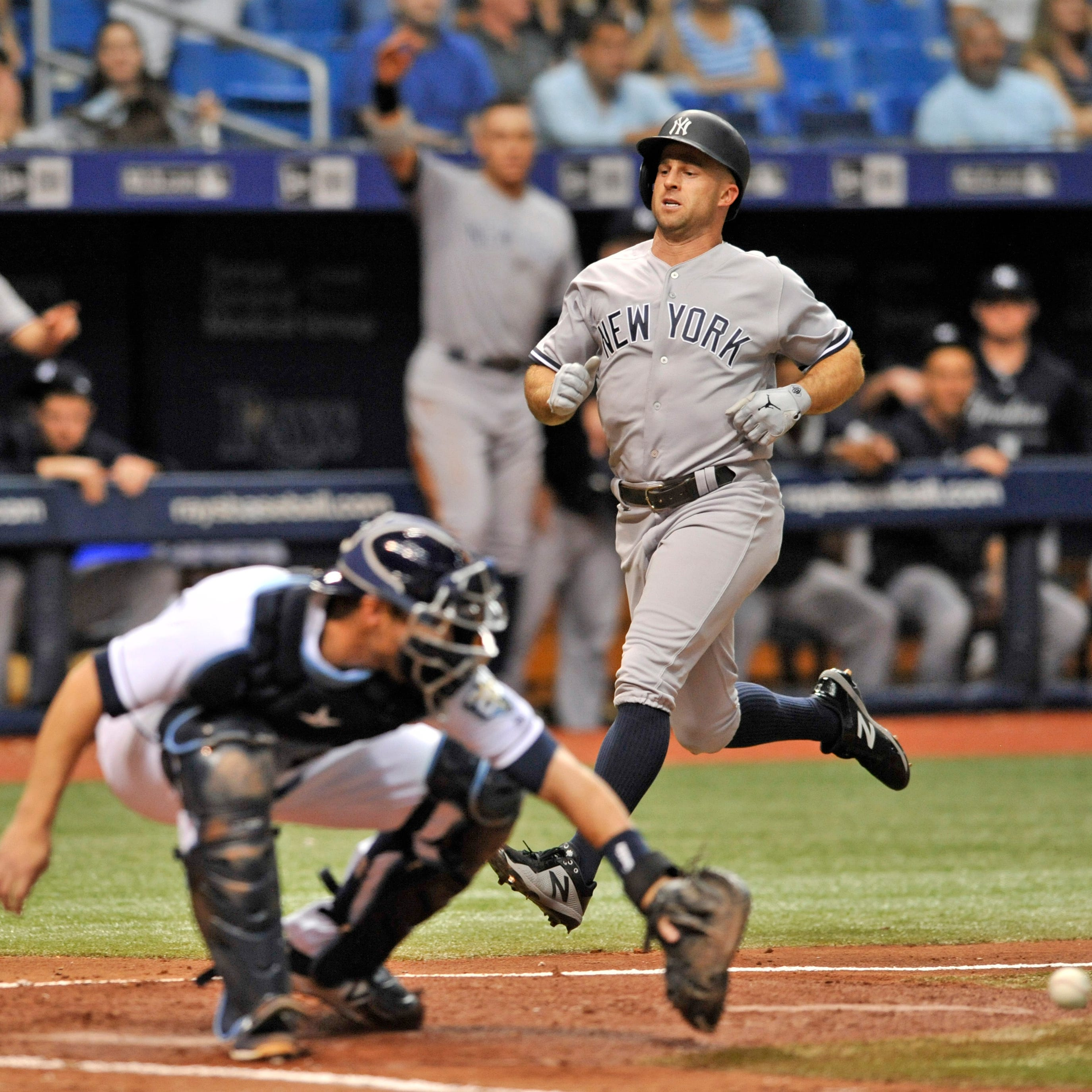 Brett Gardner has one more Yankees moment, and possibly one more October run left