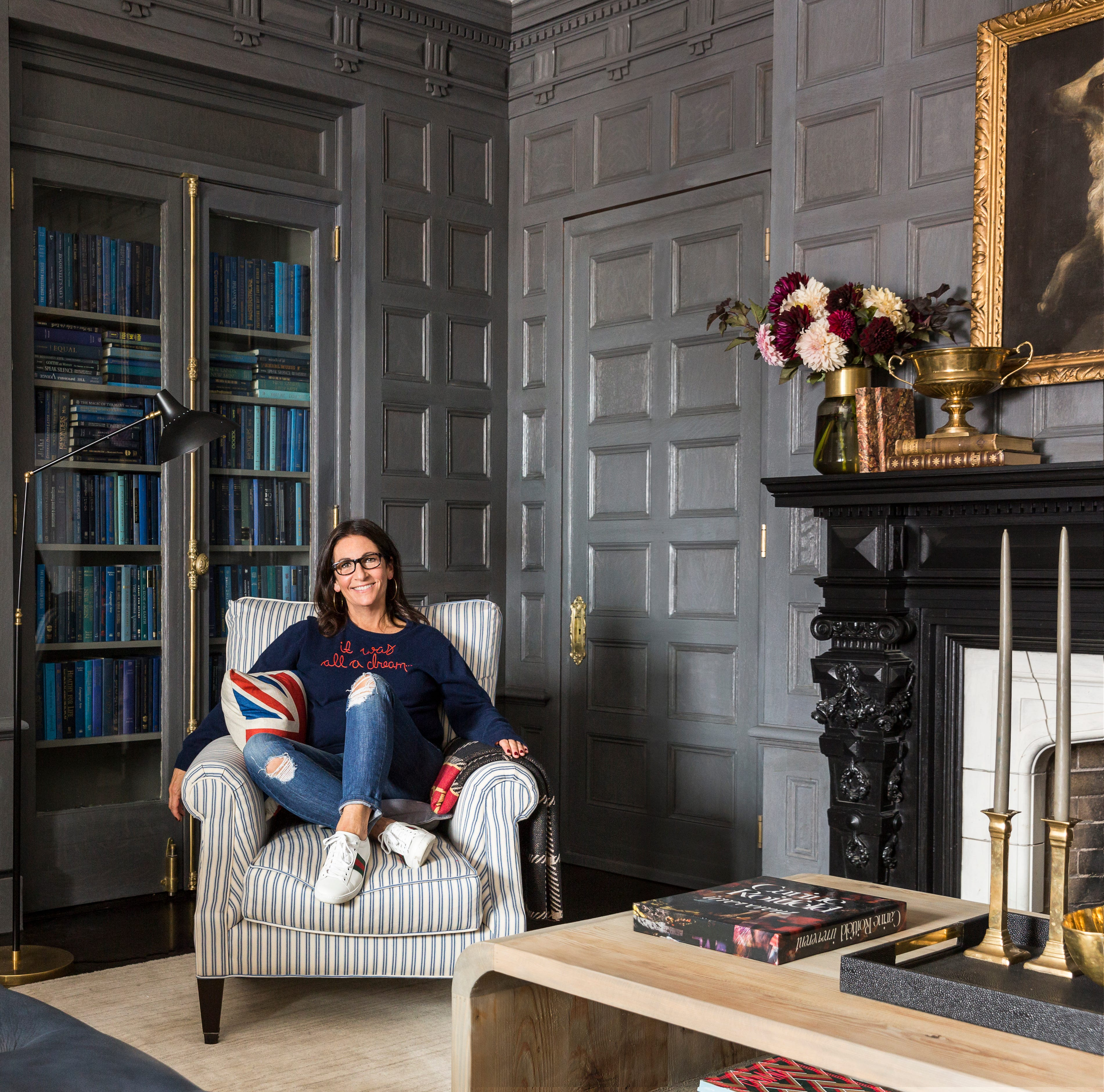 Makeup maven Bobbi Brown runs her inn, The George in Montclair, as a home away from home