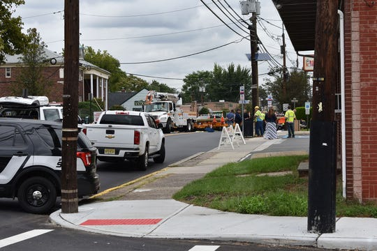 Bergenfield man hit by PSE&G truck dies from head injury.