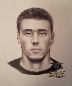 Authorities released a sketch of a suspect in a Tenafly home invasion Sept. 22, 2018.