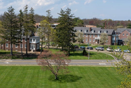 Fort Monmouth, the former U.S. Army post, and its officers' homes have been transformed into the East Gate residential community.