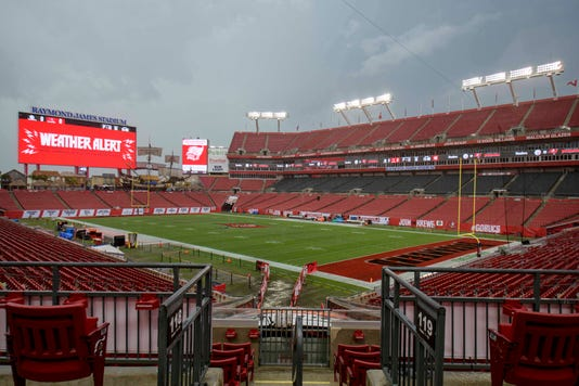 Nfl Pittsburgh Steelers At Tampa Bay Buccaneers