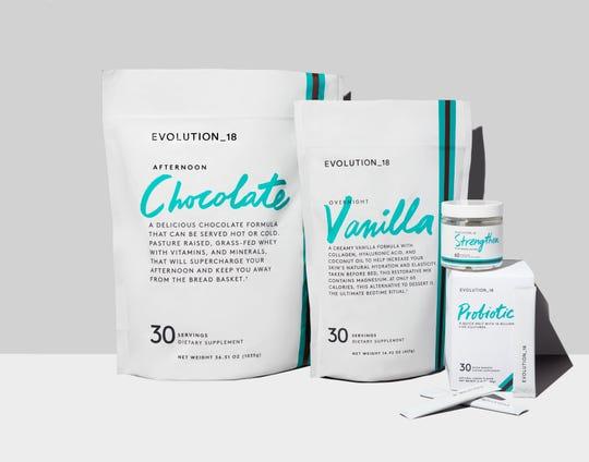 Evolution18.com products