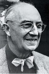 Rutherford native, medical doctor, novelist and poet William Carlos Williams was a Pulitzer Prize winner and received the first National Book Award for poetry. He was inducted into the New Jersey Hall of Fame in 2009.