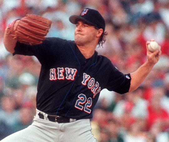 Toms River native Al Leiter was a pitcher for the New York Mets and New York Yankees. He was inducted into the New Jersey Hall of Fame in 2017.